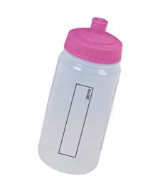 School Water Clear Bottle