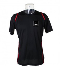 The School of the Sword - Wicking T-Shirt