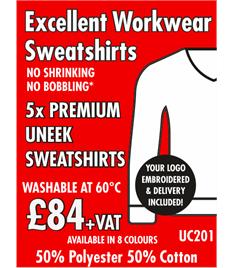 5x Sweatshirts