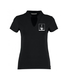 The School of the Sword - Ladies V Neck Top
