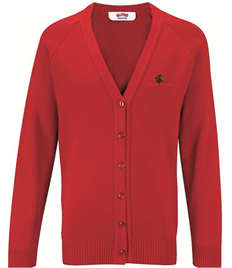 Cedars School Cardigan