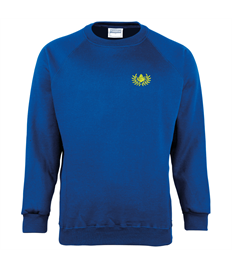 Garland Junior School Eco Sweatshirt