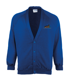 Burghfield St Marys School Eco Cardigan