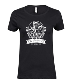 By the Sword 2020 Ladies T-Shirt