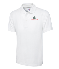Ceders White Polo Summer