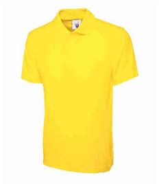 Golden Yellow PE Polo