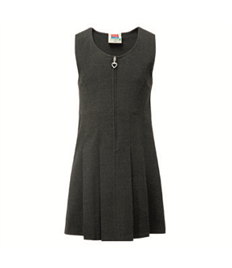 Cedars School Pleated Pinafore
