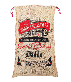 Personalised Large Christmas Sack