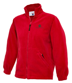 Ceders Red Fleece PE