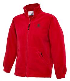 Ceders Red Fleece PE