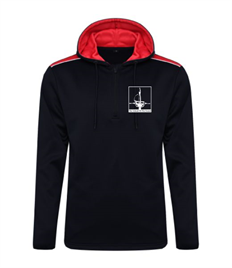 The School of the Sword - Quarter Zip Hoodie