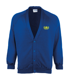 Garland Junior School Eco Cardigans