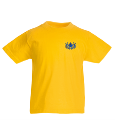 Garland Junior School PE T-Shirt