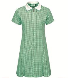 Cedars School Zip-Fronted Summer Dress